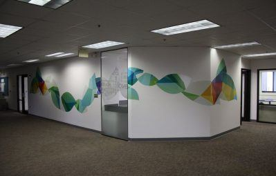 seraphic interior color design decal