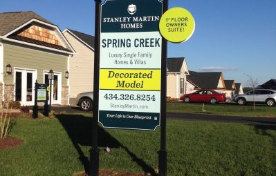 Spring Creek exterior posted full color print