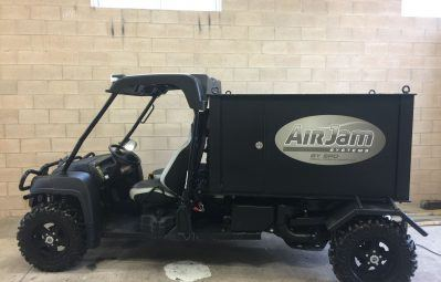 Air Jam 4x4 printed wrap