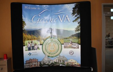Greene county tourism banner print